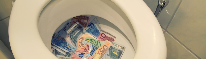 € 12.043 DOOR DE PLEE!